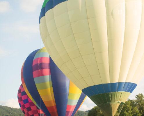 The Great Smoky Mountain Hot Air Ballon Festival – Townsend